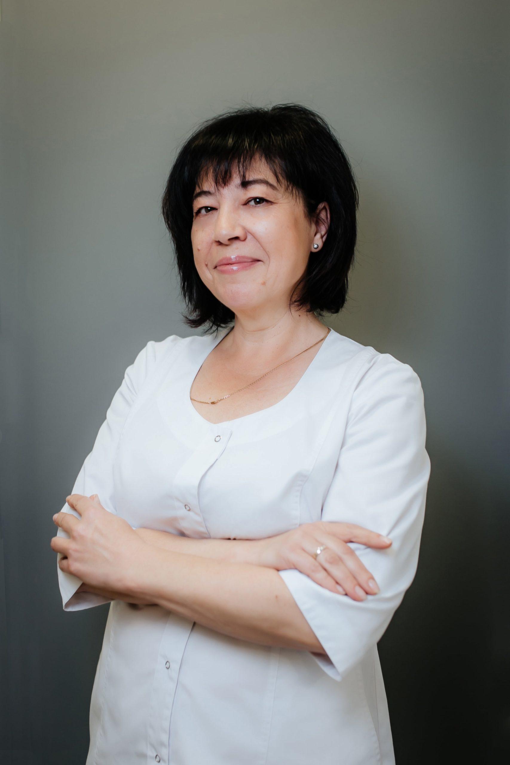 Леонова Лариса Николаевна